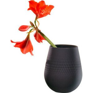 Vase Carré No.2 Collier noir Villeroy & Boch