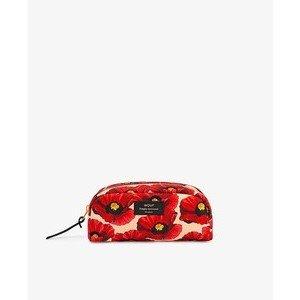 Beauty Bag small Poppy Wouf