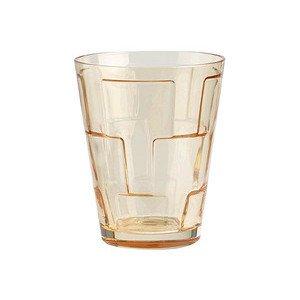 Wasserglas Square amber Dressed Up Villeroy & Boch