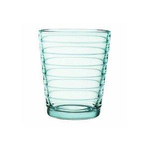 Glas 22cl wassergrün Aino Aalto iittala