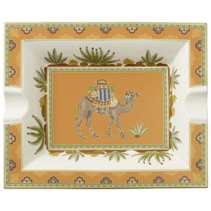 """Ascher 17,0 cm x 21,0 cm """"Samarkand Mandarin"""" Villeroy & Boch"""
