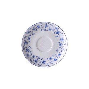 Teeuntertasse 15 cm Form 1382 Blaublüten Arzberg
