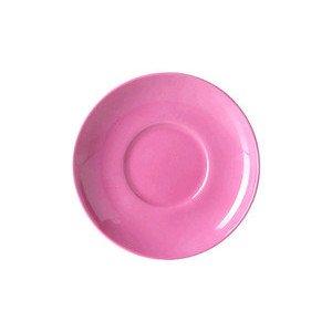 Untertasse 0,25 l Solid Color pink Dibbern