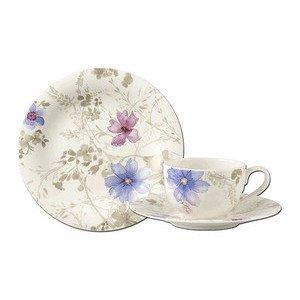 "Kaffee-Set 18-tlg. ""Mariefleur Gris"" Villeroy & Boch"