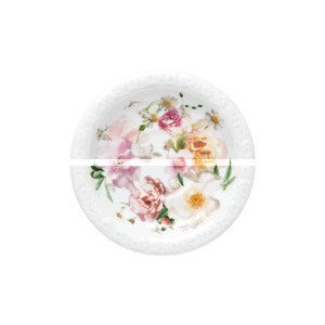 Espresso und Mokka Untertasse Maria Pink Rose Rosenthal