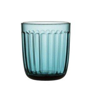 Glas 0,26 l Raami seeblau iittala
