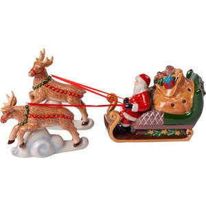 Schlitten North Pole Express 4 Christmas Toys Villeroy & Boch