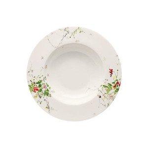 """Suppenteller 23 cm Blumen """"Brillance Fleurs Sauvages"""" Rosenthal"""