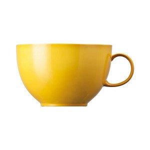 """Jumbo-Obertasse 450 ml rund """"Sunny Day Yellow"""" yellow Thomas"""