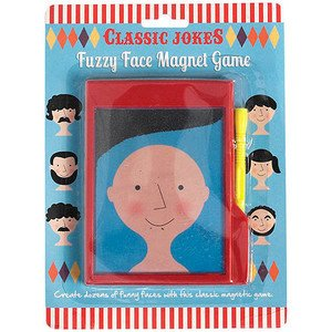 Magnetspiel Fuzzy Face Rex International
