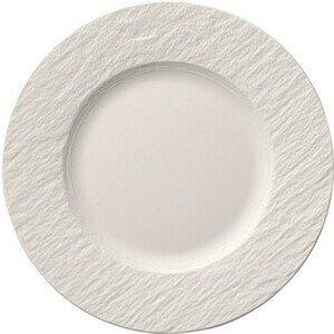 Frühstücksteller Manufacture Rock Blanc 22 cm Villeroy & Boch