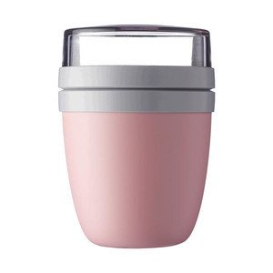 Lunch Pot ellipse nordic pink Mepal