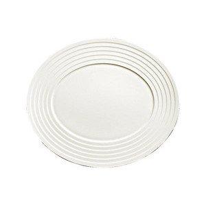 """Platte 34 cm """"Fine Dining Relief"""" oval Dibbern"""