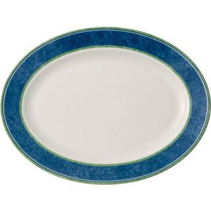 "Platte 35 cm oval ""Switch 3"" Villeroy & Boch"