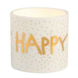 Helle Freude Durchmesser 4,5cm H.4,5cm Happy Birthday Räder