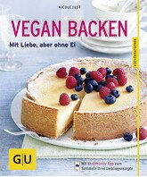 Vegan Backen GU Buchcover