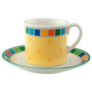 Espressotasse m.U.2tlg. Twist Alea Limone Villeroy & Boch