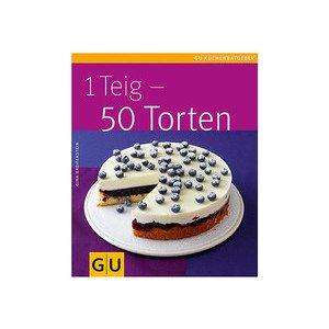 1 Teig - 50 Torten Gräfe und Unzer