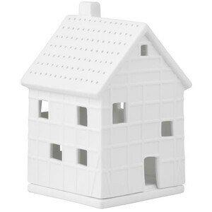 Fachwerkhaus klein 7x7,5x12cm Räder