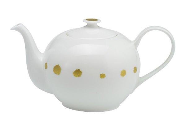 Teekanne 1,30 l Golden Pearls   Küche und Esszimmer > Kaffee und Tee > Teekocher   Dibbern