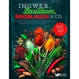 Buch: Ingwer, Basilikum Knoblauch & Co. Readers Digest