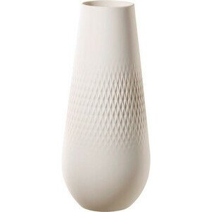 Vase Carré No. 3 Collier weiß Villeroy & Boch