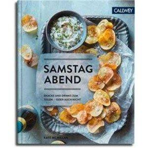 Buch: Samstagabend Snacks und Drinks zum Teilen Callwey Verlag