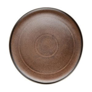 Teller flach 30 cm Junto Bronze Rosenthal