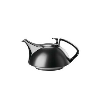 Teekanne 0,6 l TAC Gropius Black Rosenthal