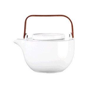 Teekanne oval 2 ltr. mit Edels Chava ASA
