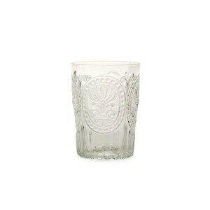Wasserglas S Fleur de Lys klar Van Verre