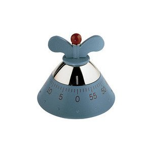 Kitchen Timer Blau Alessi