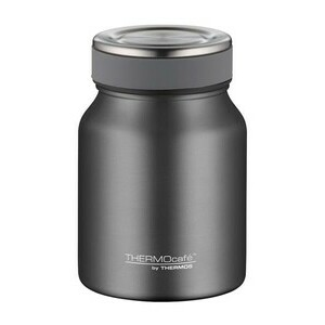 Isolier-Speisegefäß 0,5 l ThermoCafè Stone Grey matt Thermos