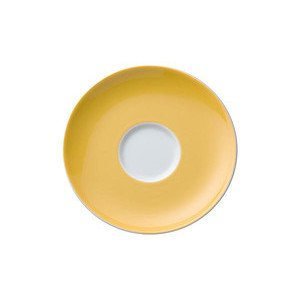 "Kaffee-/Tee-Untertasse 14,5 cm ""Sunny Day Yellow"" yellow Thomas"