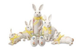 Easter Deco. (Porzellan)