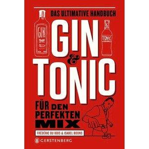 Buch: Gin & Tonic Das ultimative Handbuch Gerstenberg Verlag