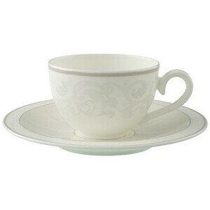 Kaffee-/Teetasse m.U.2tlg Gray Pearl Villeroy & Boch