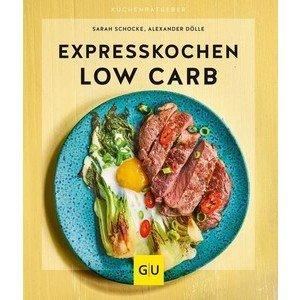 Buch: Expresskochen Low Carb N Küchenratgeber Gräfe und Unzer