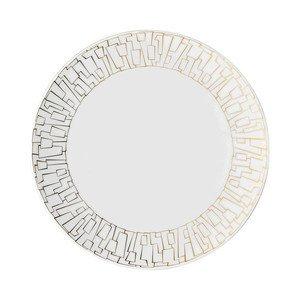"""Frühstücksteller 22 cm """"TAC Skin Gold"""" Rosenthal"""