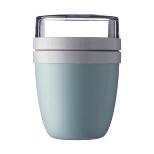 Lunch Pot ellipse nordic blau Mepal