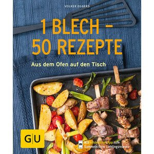 1 Blech - 50 Rezepte Küchenratgeber Gräfe und Unzer