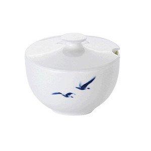 Zuckerdose 0,25 ltr. rund Blue Birds Dibbern