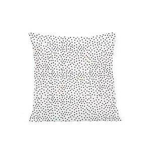 Kissenbezug 40x40 cm Punkte Eulenschnitt