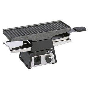 Raclette 2+ Basismodul schwarz Spring