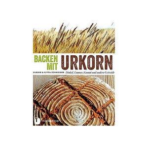 Buch: Backen mit Urkorn Thorbecke Verlag