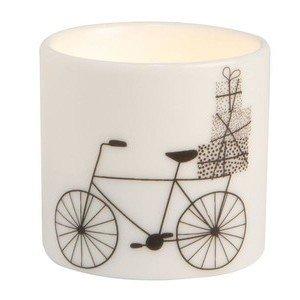 Teelichthalter Fahrrad 4,5 cm Helle Freude Räder