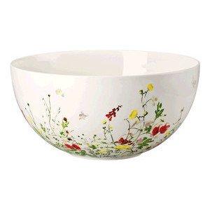 """Schüssel 4 l x 26 cm Blumen """"Brillance Fleurs Sauvages"""" Rosenthal"""