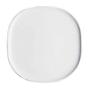 Platte 31 cm Moon weiß Rosenthal