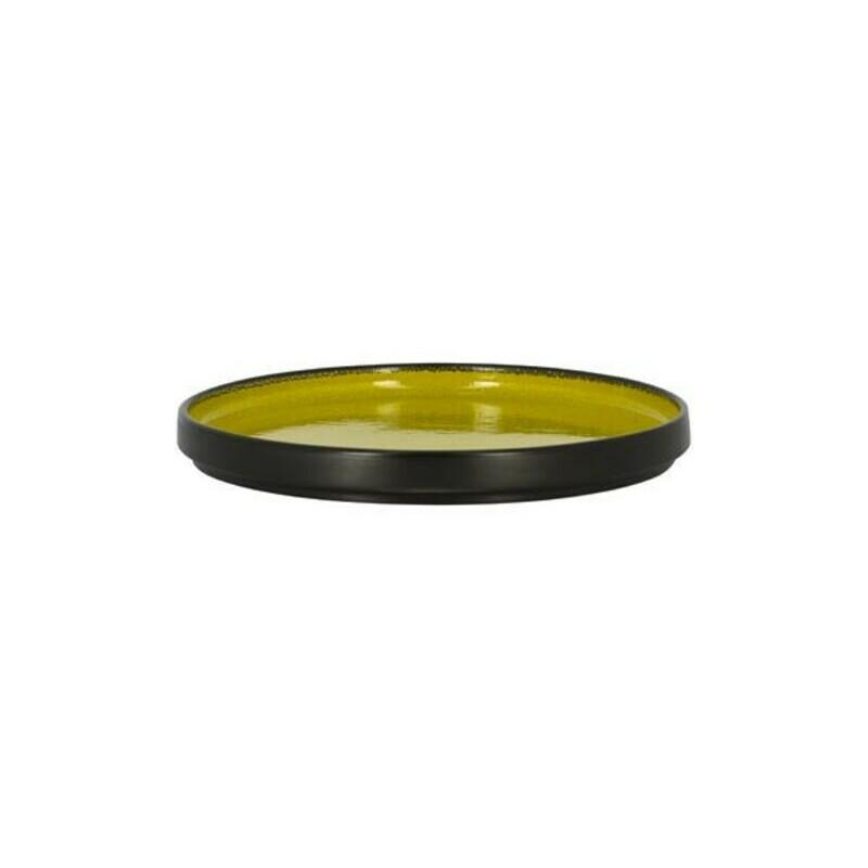 Teller-flach-ohne-Rand-23cm-Fusion-Fire-grün_1