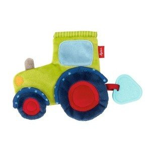 Aktiv Knistertuch Traktor Sigikid